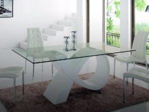 Мебель из стекла и металла